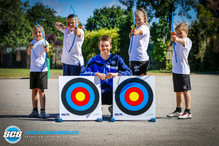 Physical Education Classes Archery