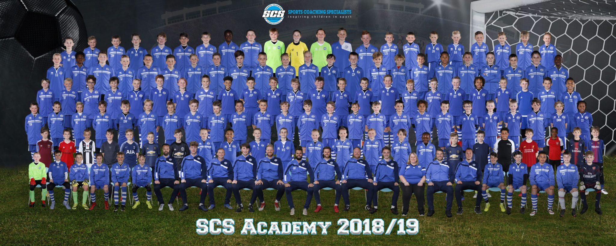 SCS Academy 2018/19